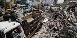 Kamboçya'da ölü sayısı 18'e yükseldi