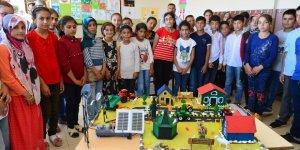 Şanlıurfa'da köy okulu öğrencilerinin büyük başarısı
