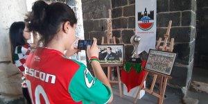 Diyarbakırspor sergisi açıldı
