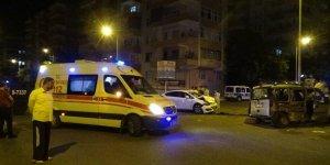 VİDEO - Diyarbakır'da trafik kazası