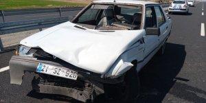 Diyarbakır- Şanlıurfa karayolunda kaza