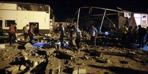 Göçmen merkezine katliam gibi saldırı