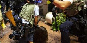 Hong Kong protestolarında yeni dönem