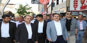 İran heyeti Hakkari'de