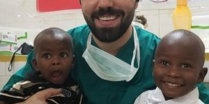 TİKA işbirliğinde Nijer'e sağlık çıkarması