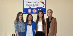 'Yüksekova'da Kadın Olmak'