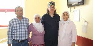 Kanser hastası kadın Diyarbakır'da şifa buldu