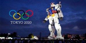 2020 Olimpiyatları için geri sayım başladı