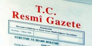 Rektör atama kararları Resmi Gazete'de