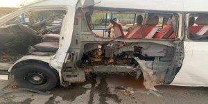 Irak'ta patlama: 1 ölü, 4 yaralı