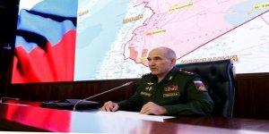 """Rusya: """"Teröristler yenildi, uçuşlar asgariye indirildi"""""""