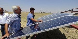 Güneş paneliyle içme suyu sorununa çözüm