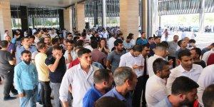 17 kişilik işçi alımına 670 kişi başvurdu