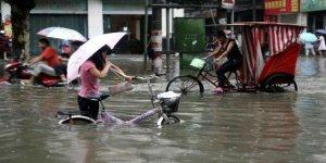 Çin'de şiddetli yağmur ve sel: 6 ölü