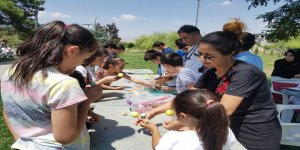 Tatvan'da öğrencilere astronomi eğitimi