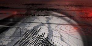 Diyarbakır'da 3,6 büyüklüğünde deprem