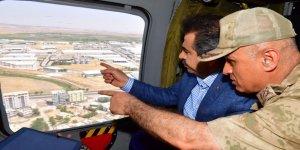 Helikopterli ve drone'lu trafik denetimi