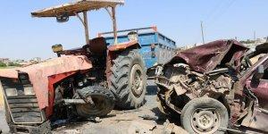 Köyde feci kaza: 9 yaralı