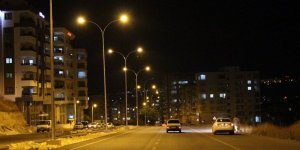 Karaköprü'ye 1 milyon liralık aydınlatma yatırımı