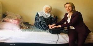 Yaşlı ve engellilere evde hizmet