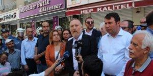 HDP Eş Genel Başkanı Sezai Temelli: Belediyenize sahip çıkın