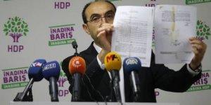 HDP'den Soyluya yanıt
