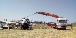 Mardin'de feci kaza: 1 ölü, 3 yaralı