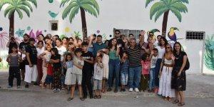 Yurt dışından 40 genç Diyarbakır'a geldi