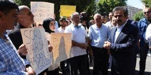 Güzeloğlu: Belediyede ve hizmetlerinde hiçbir yanlışa izin vermeyeceğiz