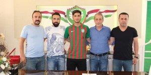 Amed Spor'dan Ramazan Çeri transferi