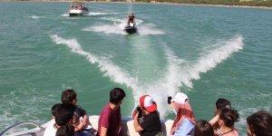 Adanalı öğrenciler, Tunceli'yi gezdi