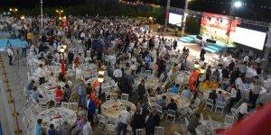 Diyarbakır'da şehit aileleri ve gaziler için yemek
