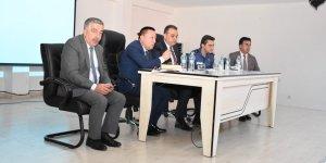 Bağlar'da eğitim güvenliği masaya yatırıldı