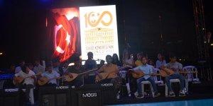 Beytüşşebaplı öğrencilerden Sivas'ta konser