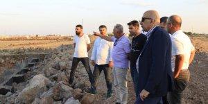 Diyarbakır Tekstil OSB'de hummalı çalışma