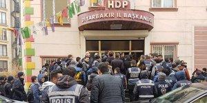 HDP Diyarbakır il ve ilçe yöneticilerine soruşturma