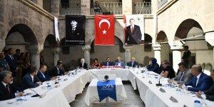 Cumhurbaşkanlığı KSPK Hakkari'de toplandı