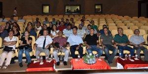 Malaya Üniversitesi'nden D.Ü.'ye ziyaret