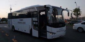 VİDEO- Belediye, Amedspor'un servis aracına el koydu