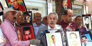 Kayıp yakınları 54 hafta sonra yeniden dışarıda eylem yaptı