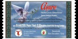 Diyarbakır Cemevi'nde Aşure lokması dağıtılacak