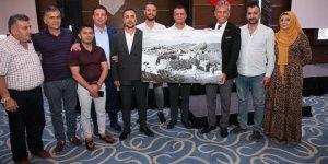 TÜRSAB yönetimi Diyarbakır'da toplandı