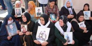 HDP önünde oturan ailelerin eylemi 14. gününde