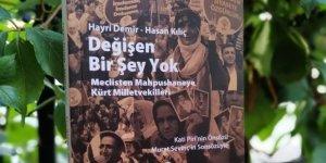 """Meclisten Mahpushaneye Kürt Milletvekilleri"""