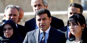 'AİHM'i etkilemek için Demirtaş'ı kağıt üzerinde tahliye ettiler'