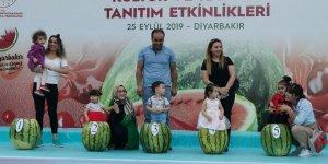 Diyarbakır'ın 'Karpuz' şampiyonu belli oldu