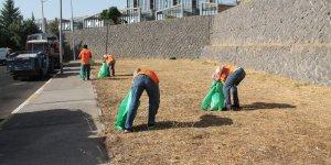 Diyarbakır Büyükşehir Belediyesi'nden temizlik seferberliği