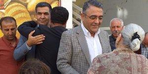 CHP'li Tanrıkulu Diyarbakır'daki kayyum eylemine katıldı