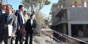 Çevre ve Şehircilik Bakanı: Toplanma alanlarıyla ilgili eksiğimiz yok