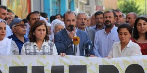 Belediye Başkanları kayyum protestosuna katıldı